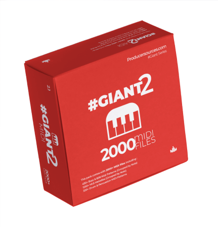 ProducerSources Giant 2 Midi Edition