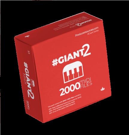 ProducerSources Giant 2 Midi Edition MiDi