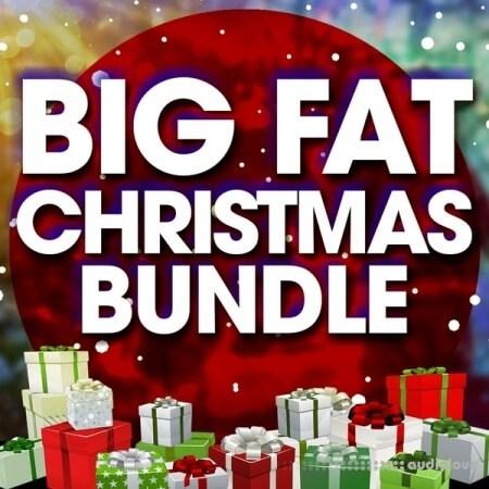 Gold Class Audio Big Fat Christmas Bundle WAV MiDi Synth Presets DAW Templates