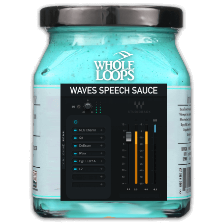 Whole Loops Waves Speech Sauce