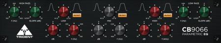 Trident Audio Developments CB9066 EQ