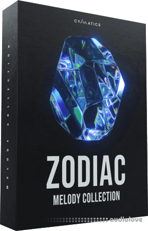 Cymatics ZODIAC Melody Collection
