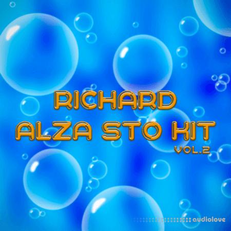 Richard Church Richard Alza Sto Kit Vol.2 (PRE-ORDER EDITION)