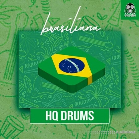 Vandalism HQ Drums Brasiliana