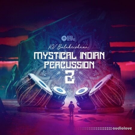Black Octopus Sound Mystical Indian Percussion 2 By KV Balakrishnan WAV