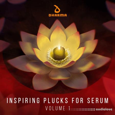 Dharma Worldwide Inspiring Plucks For Serum Volume 1