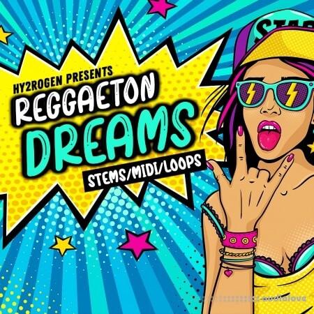 HY2ROGEN Reggaeton Dreams MULTiFORMAT
