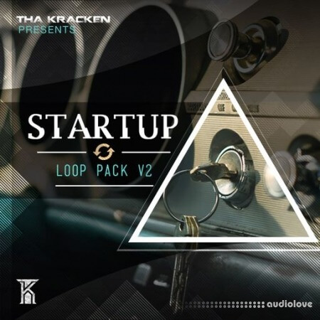 ThaKracken Start Up Loop Pack Vol.2