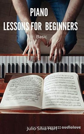 Piano lessons for beginners by Julio Silva Hart
