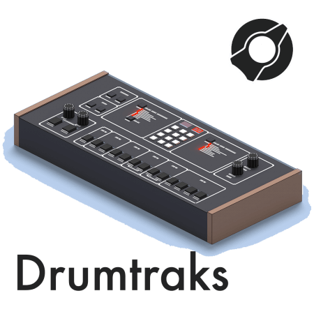 Reverb Machine Drumtraks Punchy Drums