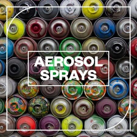 Blastwave FX Aerosol Sprays