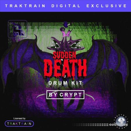 Cryptic x Traktrain Sudden Death Drum Kit