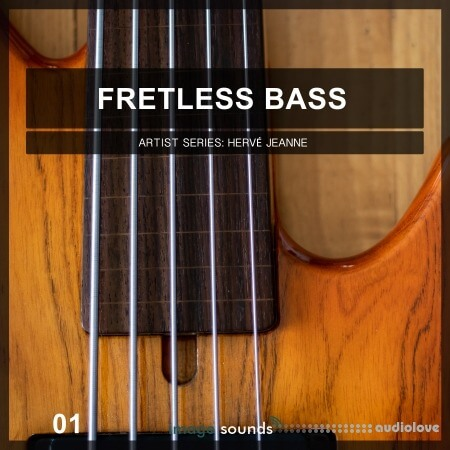 Image Sounds Fretless Bass 1