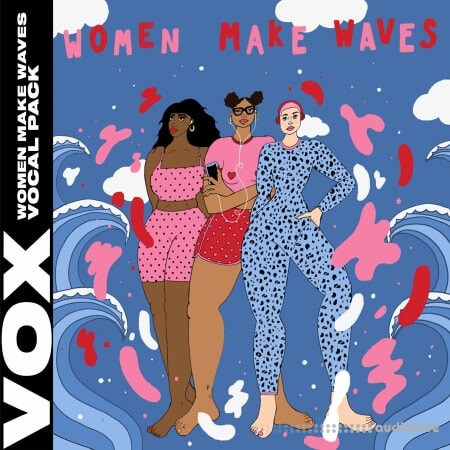 VOX Women Make Waves Vocal Pack