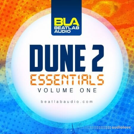 Beatlab Audio Dune 2 Essentials Vol.1 Synth Presets
