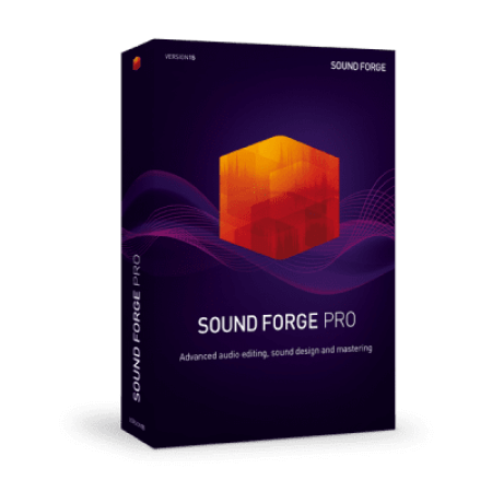MAGIX Sound Forge Pro