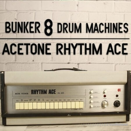 Bunker 8 Digital Labs Bunker 8 Acetone Rhythm Ace Drum Machine