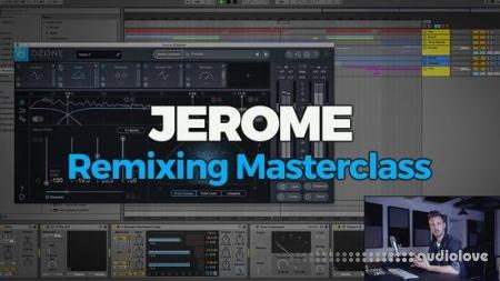 FaderPro Jerome Remixing Masterclass