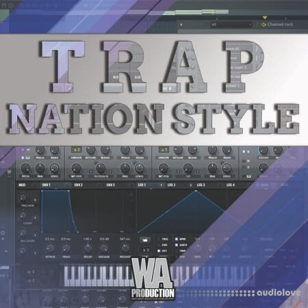 WA Production TrapNation Style Track From Scratch