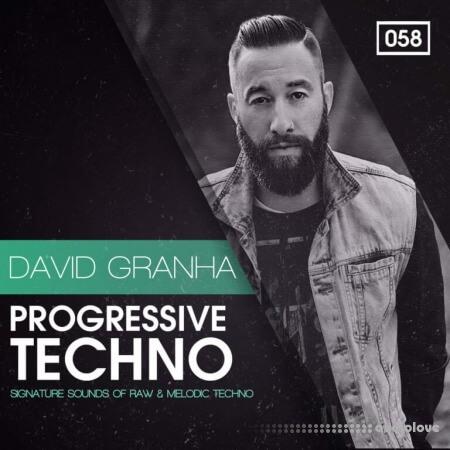 Bingoshakerz David Granha Progressive Techno WAV