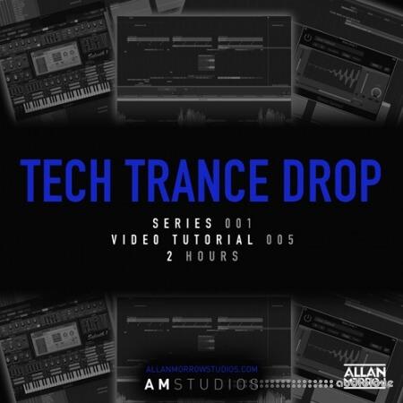 Allan Morrow Tech Trance Drop