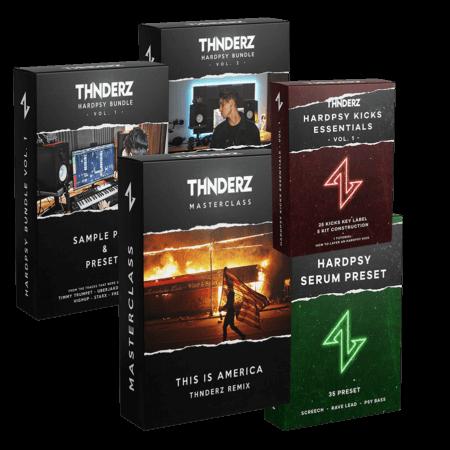 THNDERZ The Hardpsy Vault Vol.2