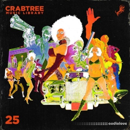 Crabtree Music Library Vol.25