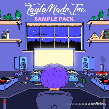 Splice Sounds TaylaMade Inc., Sample Pack by Tayla Parx