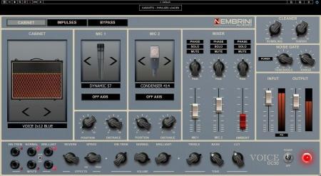 Nembrini Audio NA Voice DC30 v1.0.2 WiN