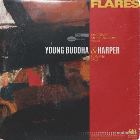 Kingsway Music Library Flares Vol.1 (Young Buddha x Harper)