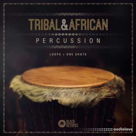 Black Octopus Sound Tribal And African Percussion WAV