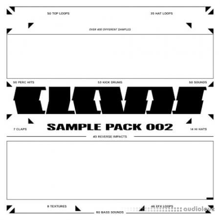Clouds Sample Pack 002