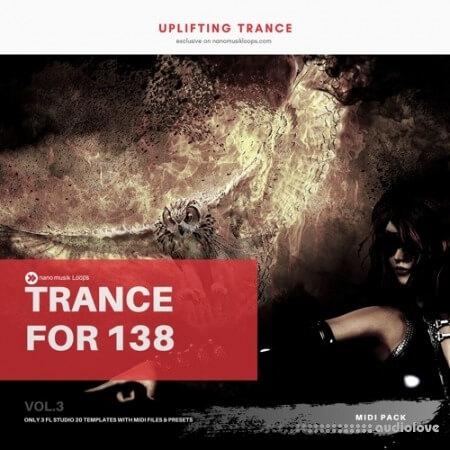 Nano Musik Loops Trance For 138 Vol.3