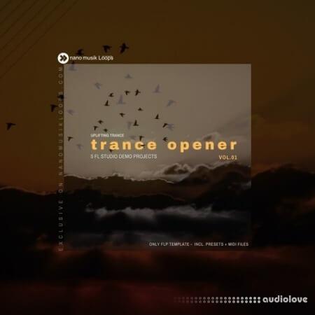 Nano Musik Loops Trance Opener Vol.1