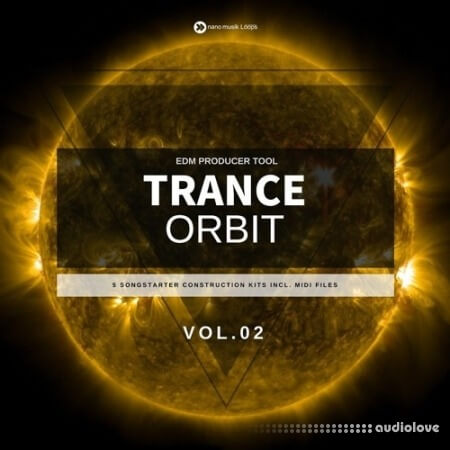 Nano Musik Loops Trance Orbit Vol.2