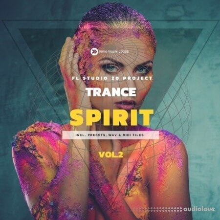 Nano Musik Loops Trance Spirit Vol.2