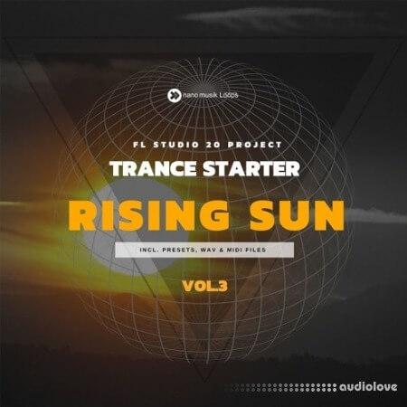 Nano Musik Loops Trance Starter Rising Sun Vol.3