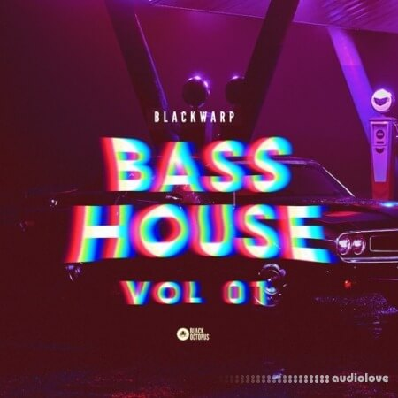 Black Octopus Sound Blackwarp Bass House Volume 1