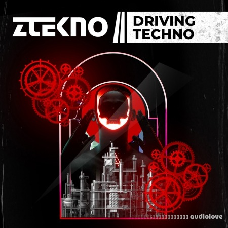 ZTEKNO Driving Techno (Wav Loops ONLY)
