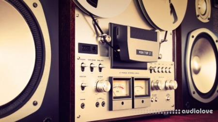Udemy Analog Audio Tape Recorder Basic Theory and Alignment
