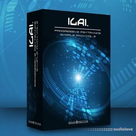 SounDirective ILAI Progressive Psytrance Sample Pack Vol.2