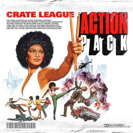 The Crate League Tab Shots Vol.9 (Action Pack)