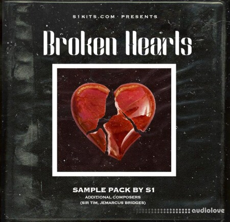 S1KITS Broken Hearts Sample Pack (by S1)