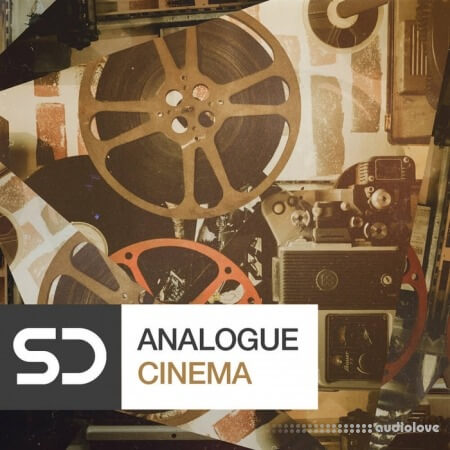 Sample Diggers Analogue Cinema
