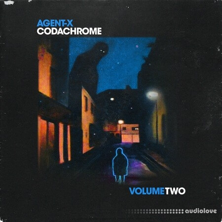 The Drum Broker Agent-X Codachrome Vol.2
