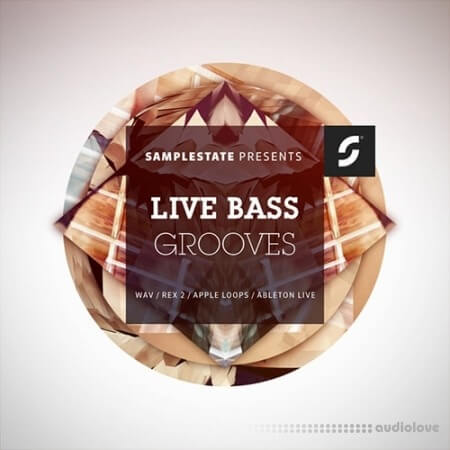 Samplestate Live Bass Grooves WAV REX