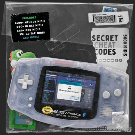 Pluto Dripz Secret Cheat Codes (5000 Midis)