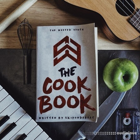 SkipOnDaBeat The Cook Book DRUMKIT