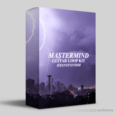 DxnnyFxntom Mastermind (Guitar Loop Kit)