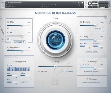 Have Instruments NORDISK KONTRABASS
